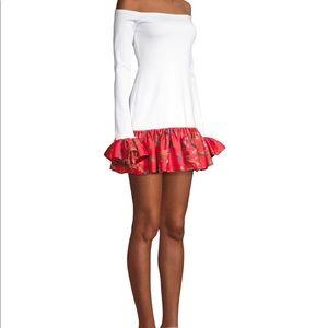 Alexis Estelle off shoulder dress